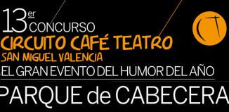 concurso cafe teatro valencia