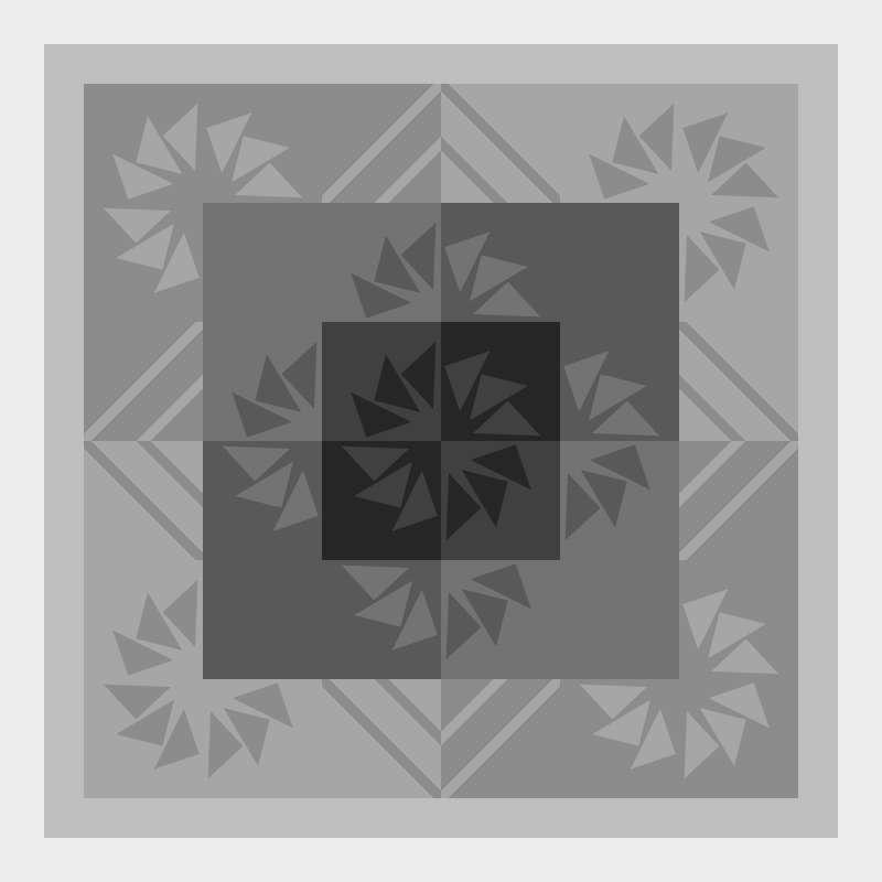 Waterwheel Blank Template