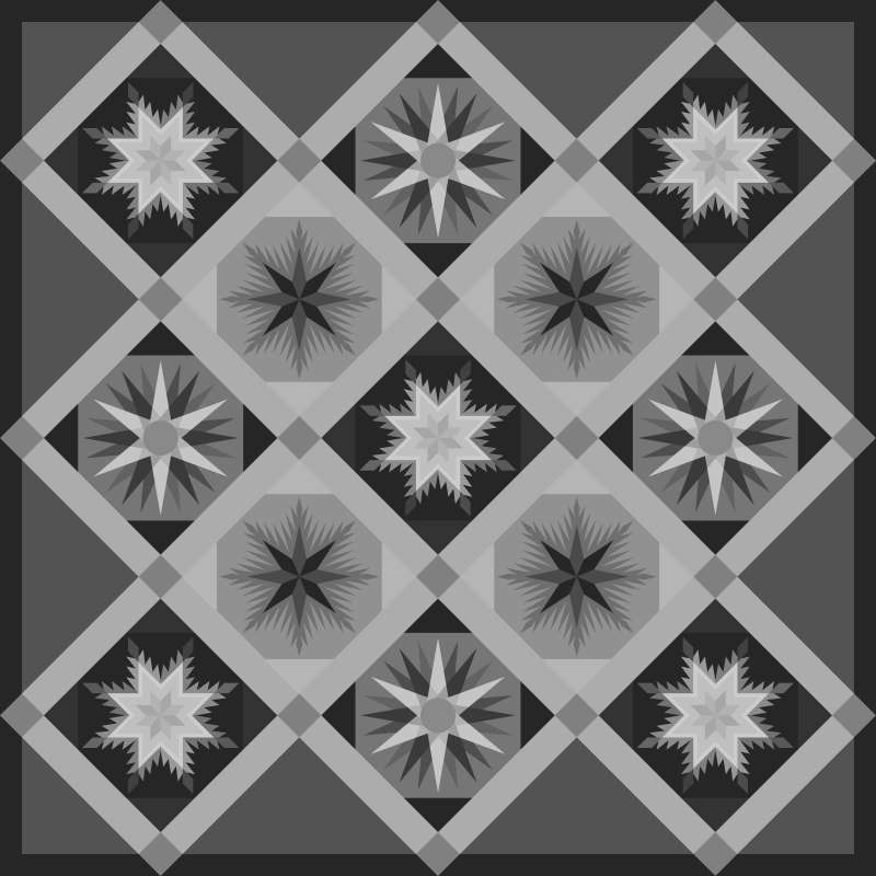 Winter Traditions Blank Template
