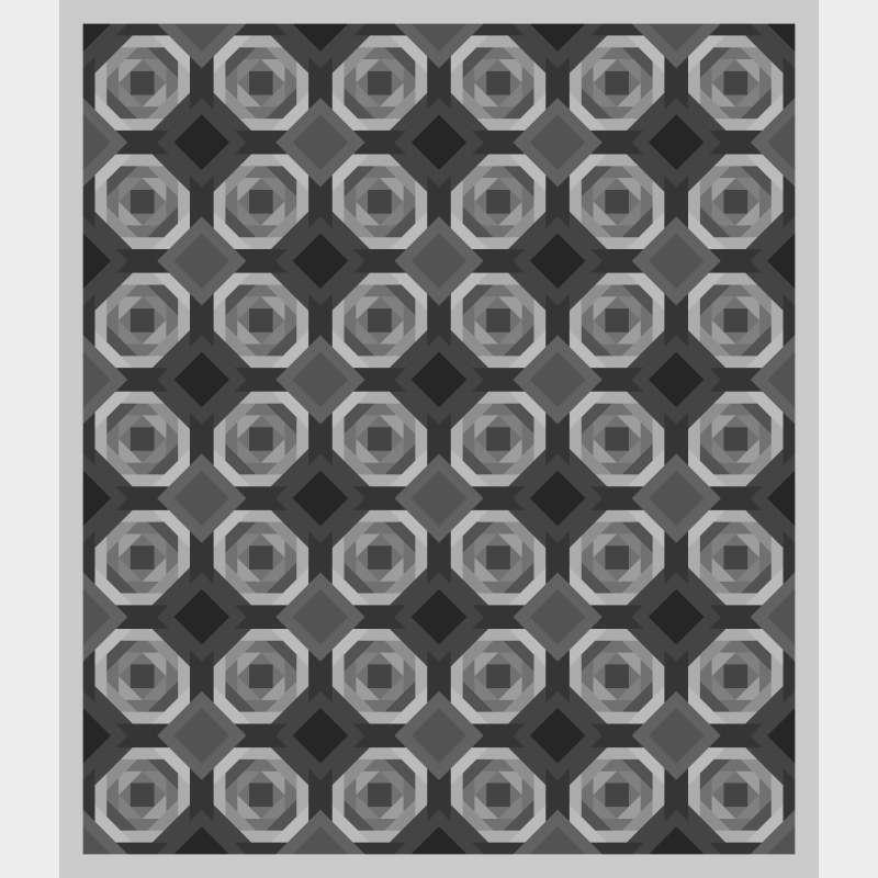 Pineapple Express 63 x 73 Blank Template