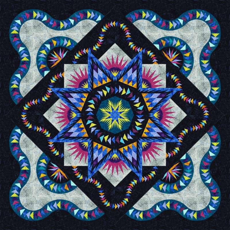 Tina weekend quilter
