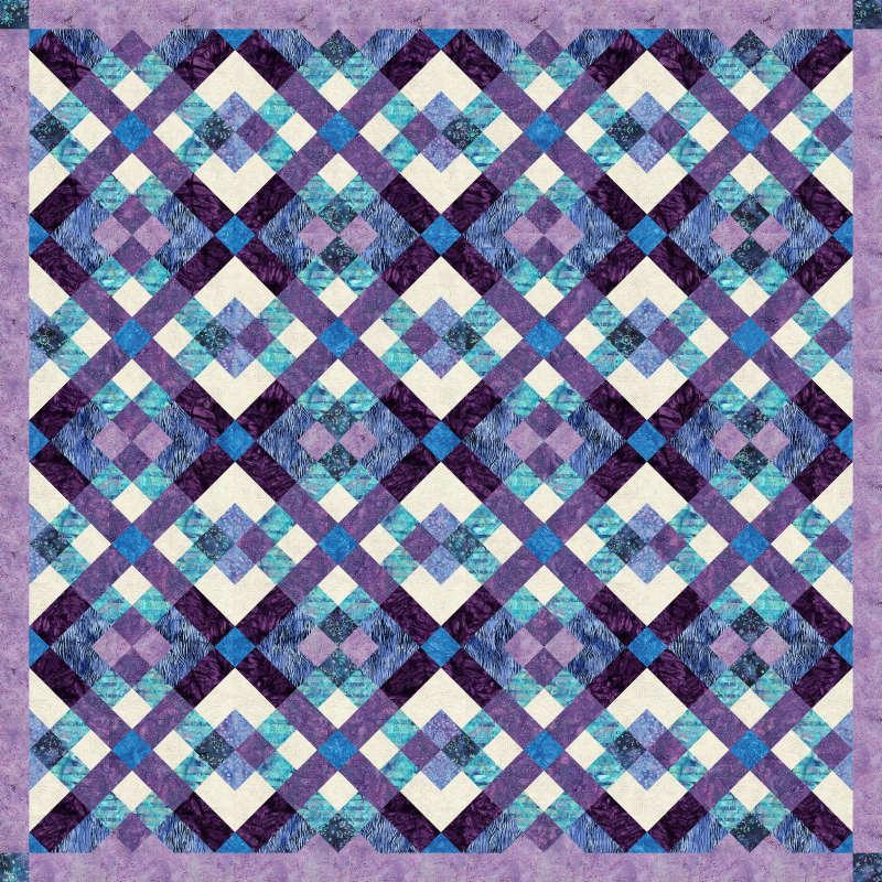 Lattice 61x61 for Island Batik
