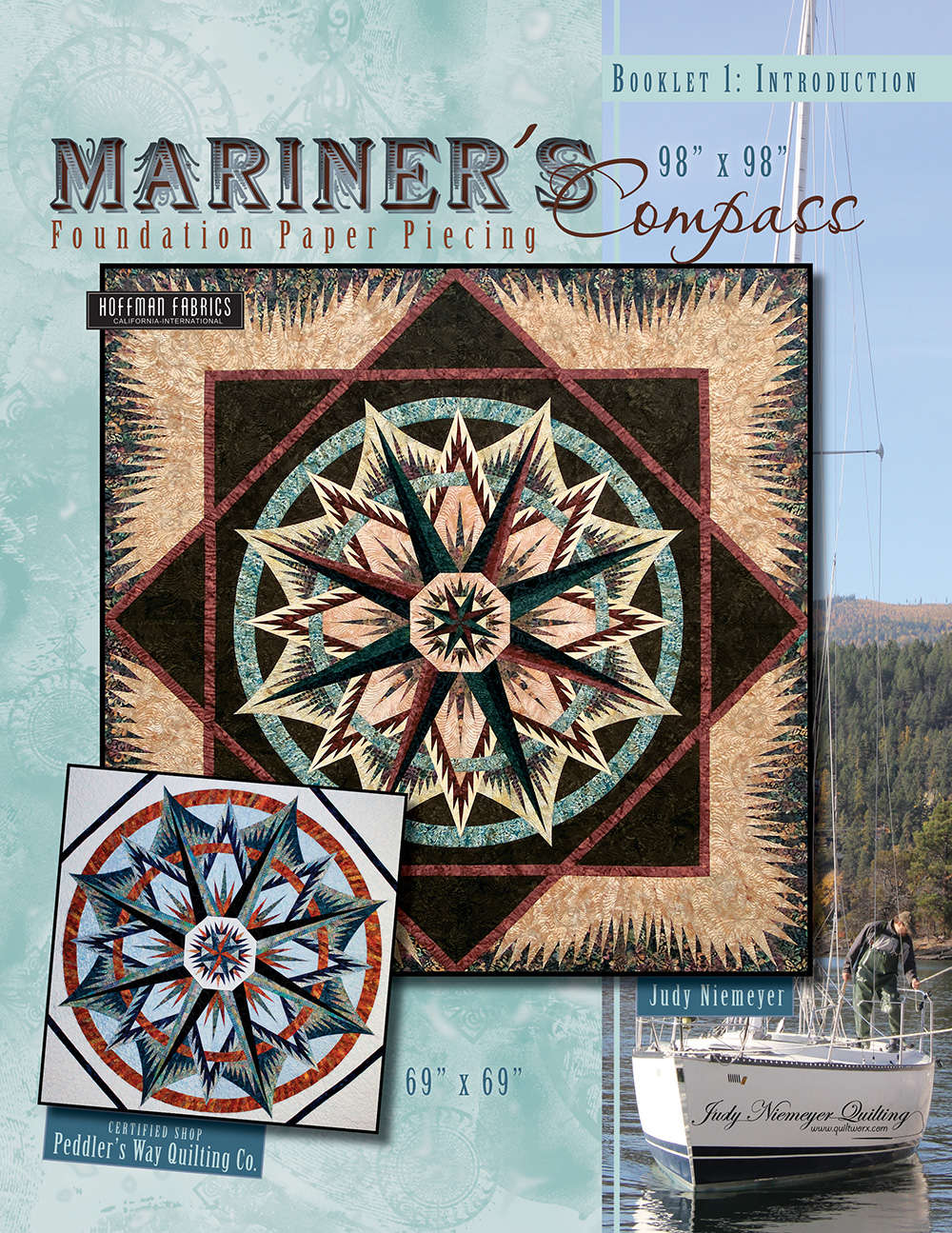 Mariner's Compass - Technique of the Month