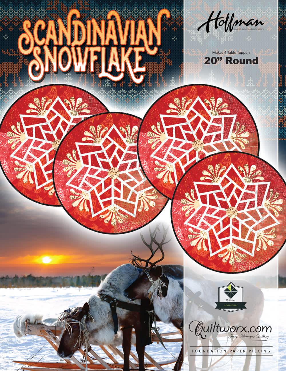 Scandinavian Snowflake