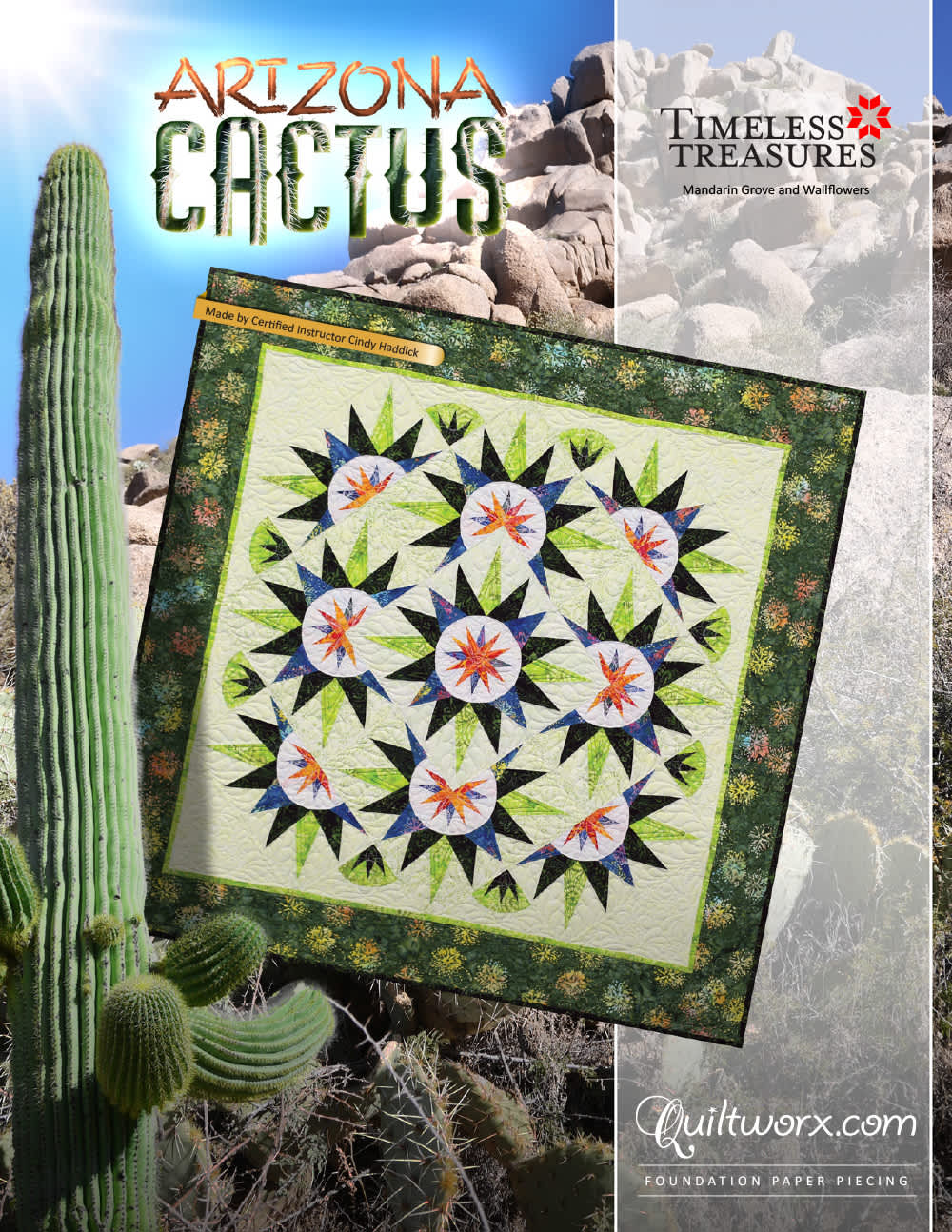 Arizona Cactus (2018)