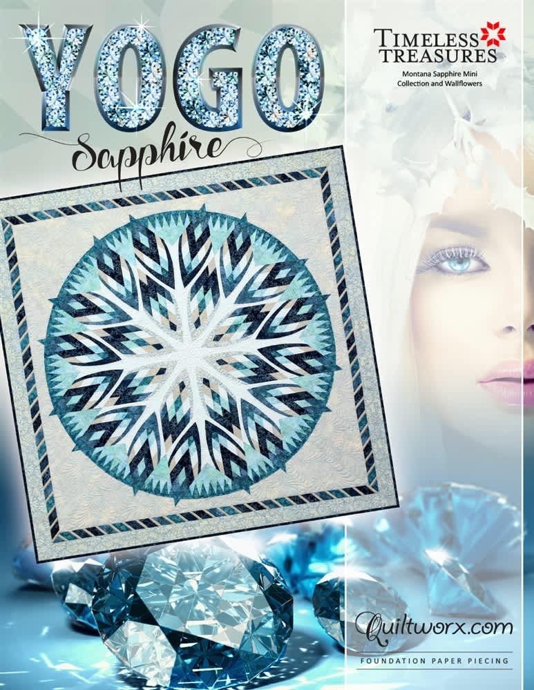 Yogo Sapphire Queen