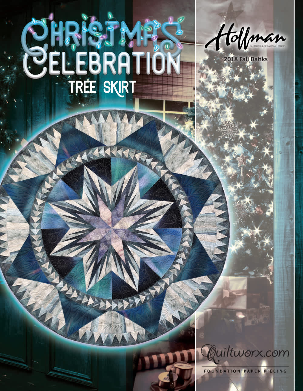 Christmas Celebration Tree Skirt 2019