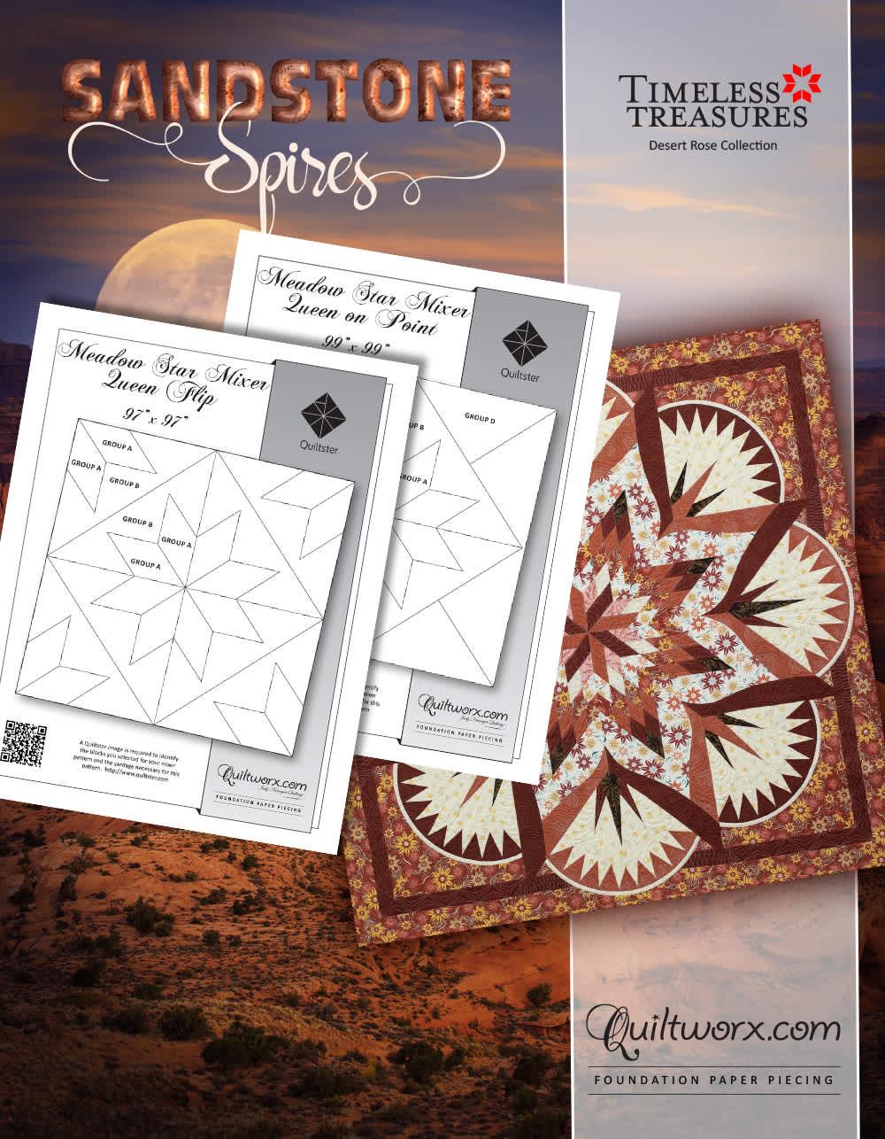 Sandstone Spires Queen Expansion