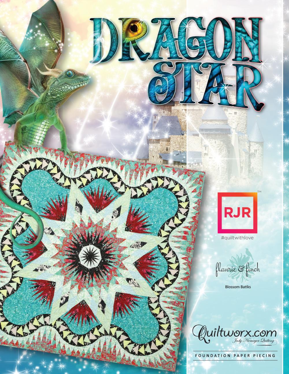 """Dragon Star - 65"""" x 65"""""""