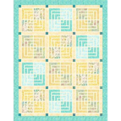 Moroccan Courtyard Pastel • 3 Left • 72x93 $160.00 Fabric Only Kit $191.00 $173.00 Kit with Replacement Papers $204.50 $178.00 Kit with Pattern
