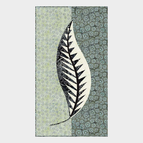 One Quiltworx Leaf Series 20x40 $48.00 Fabric Only $54.00 Kit with Replacement Papers Sale (with free shipping) $64.50 ($70.00) Kit with Pattern