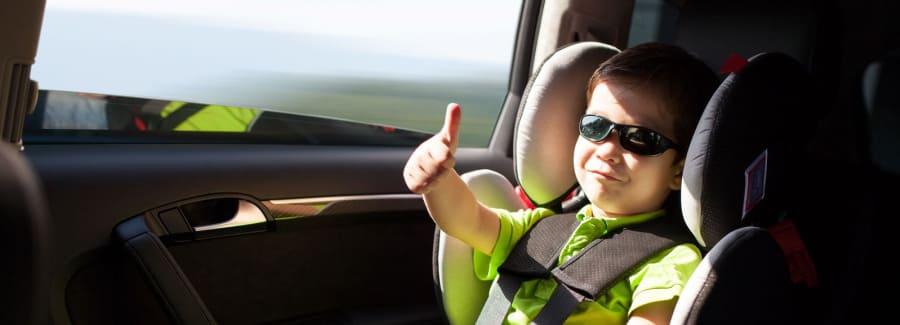 Car Seat Law For Arizona