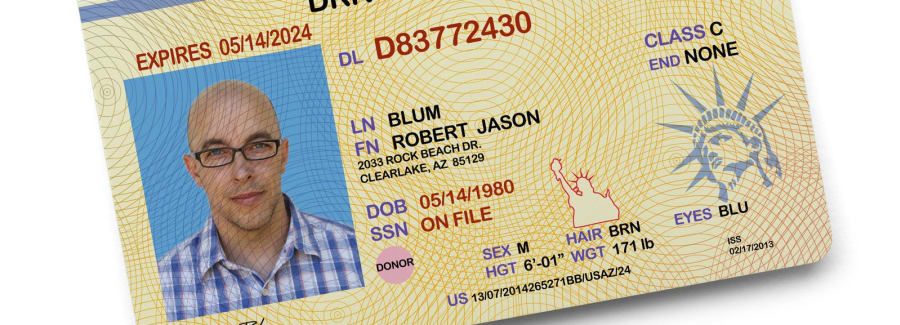 Why do car insurance companies need my driver's license?