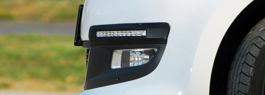 front led light