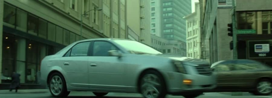 Matrix Reloaded Cadillac CTS