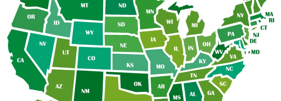 Number Of Licensed Car Insurance Companies By State