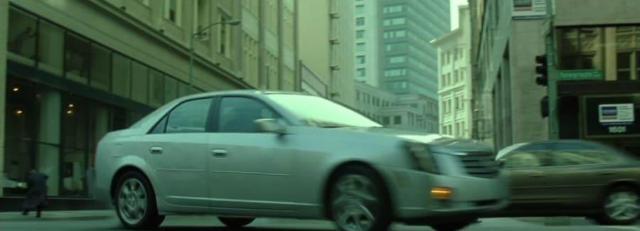 Matrix Reloaded Cadillac CTS