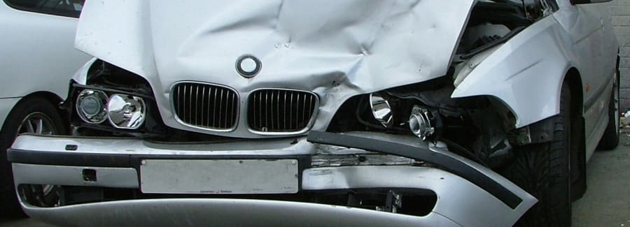 Front car damage; when you should pay for your own car repairs without insurance.