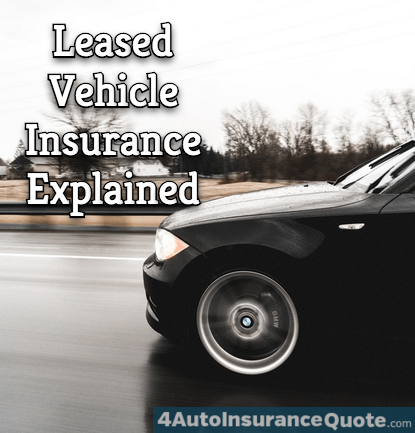 leased vehicle insurance