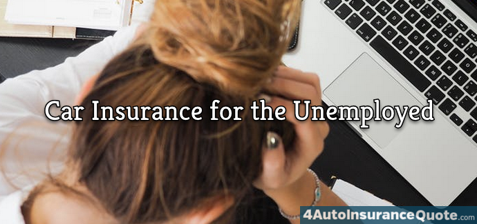 car insurance for the unemployed