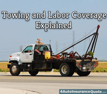 towing and labor coverage