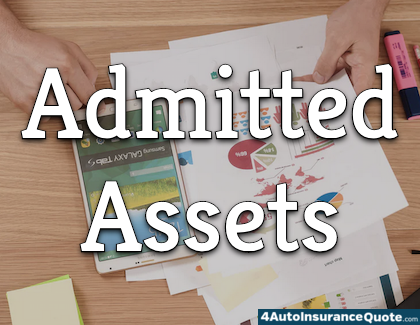 admitted assets