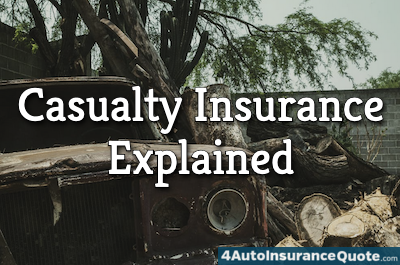casualty insurance explained