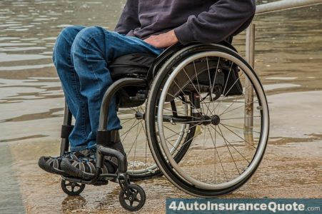 disabled pay more for car insurance