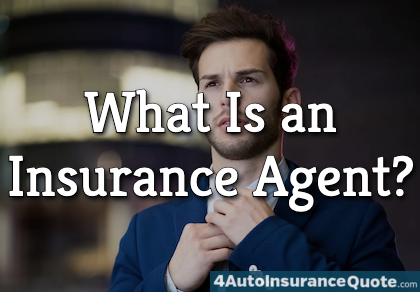 what is an insurance agent