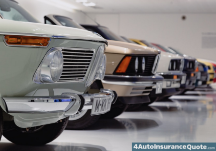 vehicle history insurance rates