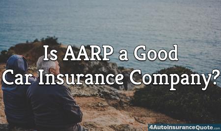 is AARP a good insurance company?