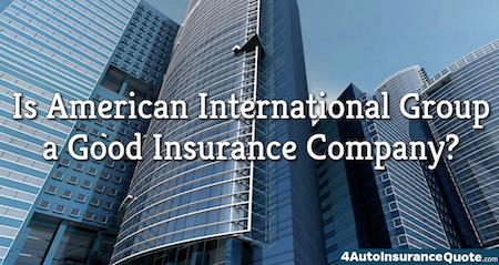 aig auto insurance review