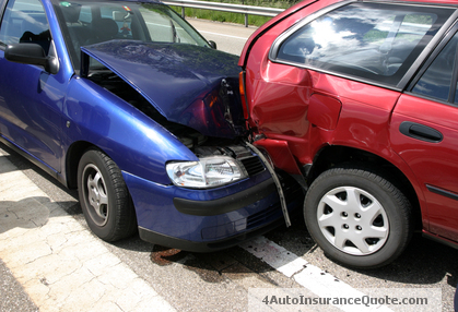 Car accident report filing