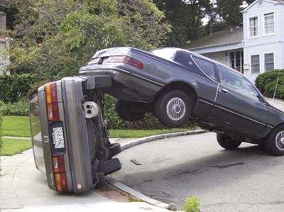 hitting your own car insurance coverage