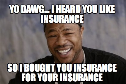 insurance for your insurance