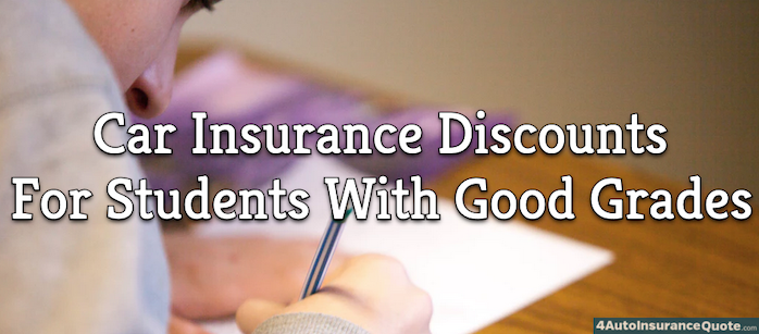 insurance discount for good grades