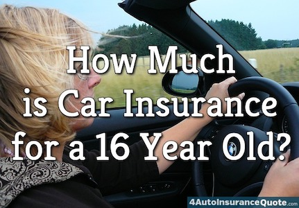 How Much Is Car Insurance for a 16 Year Old?