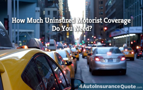 how much uninsured motorist coverage to buy