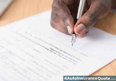 auto insurance endorsements