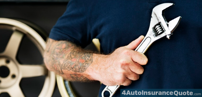 car insurance covers routine maintenance