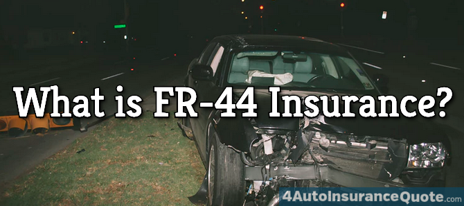 what is fr-44 insurance