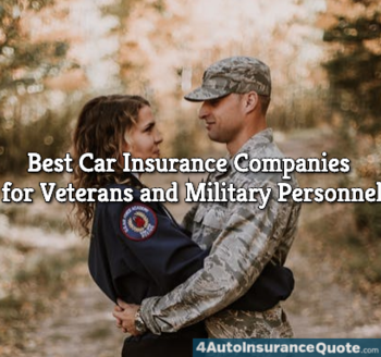 best car insurance for military and vets