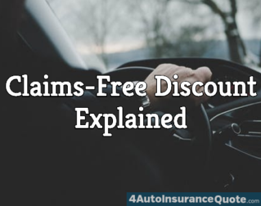 claims free discount