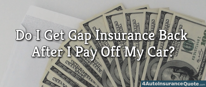gap insurance refund