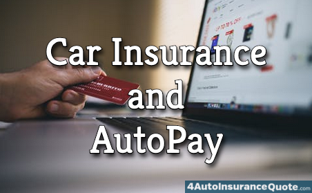 car insurance and autopay