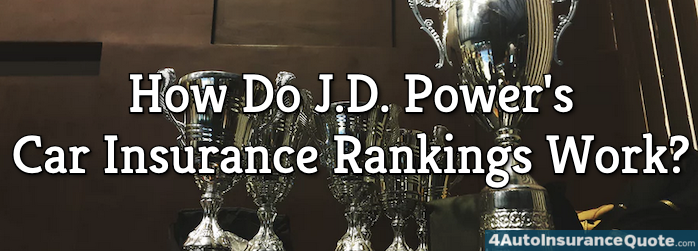 JD power car insurance rankings