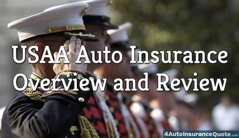 usaa auto insurance overview