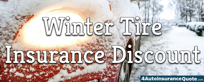 car insurance discount for winter tires