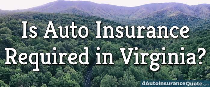 auto insurance required in virginia