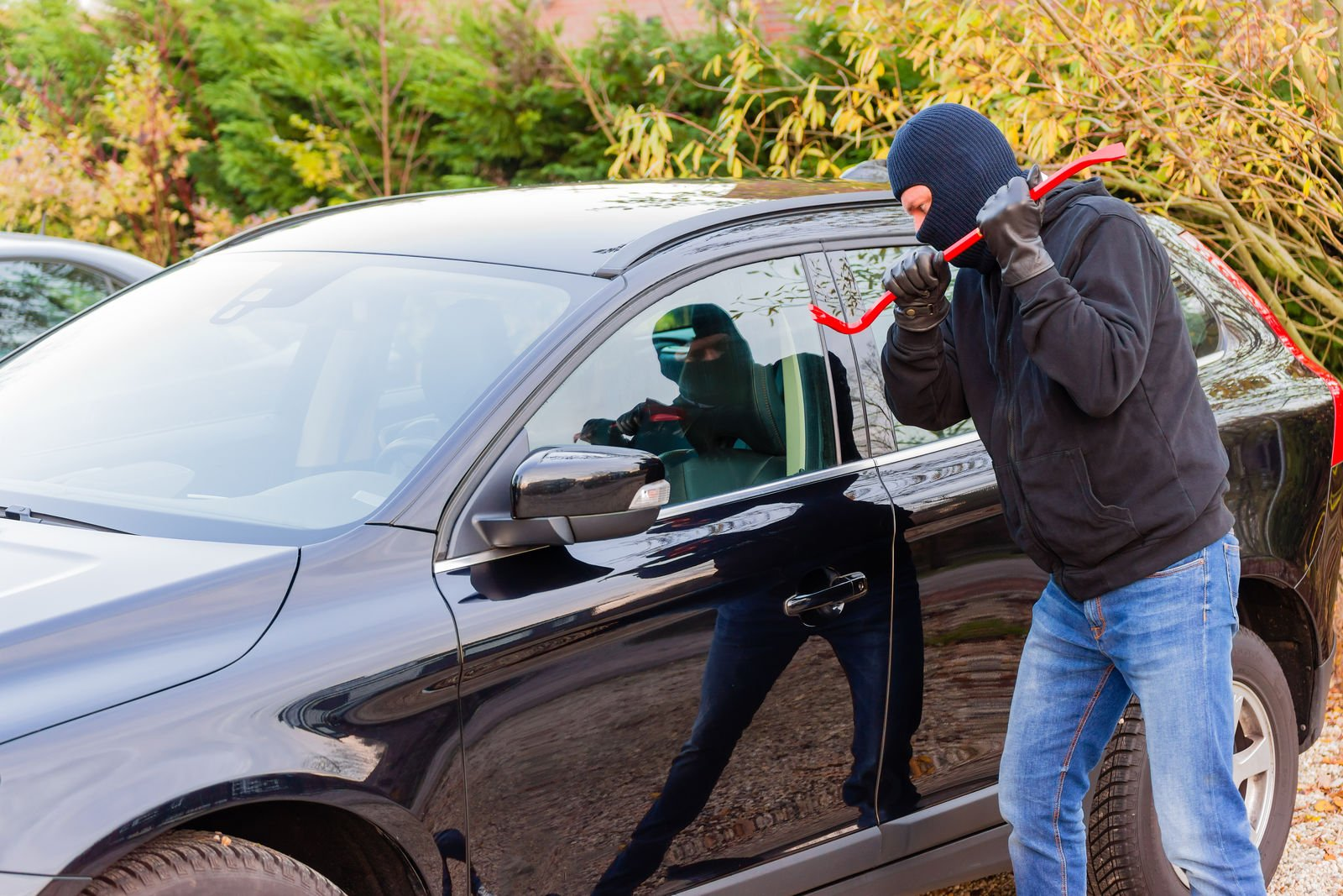 What does gap insurance cover when a car is stolen?